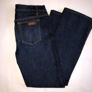 Joe's Jeans Petite Mid-Rise Bootcut Fit Size 28